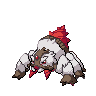 Trenchula Battle Sprite Shiny
