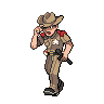 Officer C sprite
