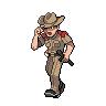 Officer A sprite