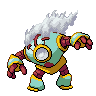 Eronze Battle Sprite Shiny