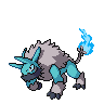 Koberus Battle Sprite Shiny