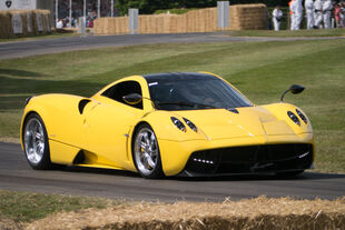 Pagani Huayra | Car Collection Wiki | FANDOM powered by Wikia