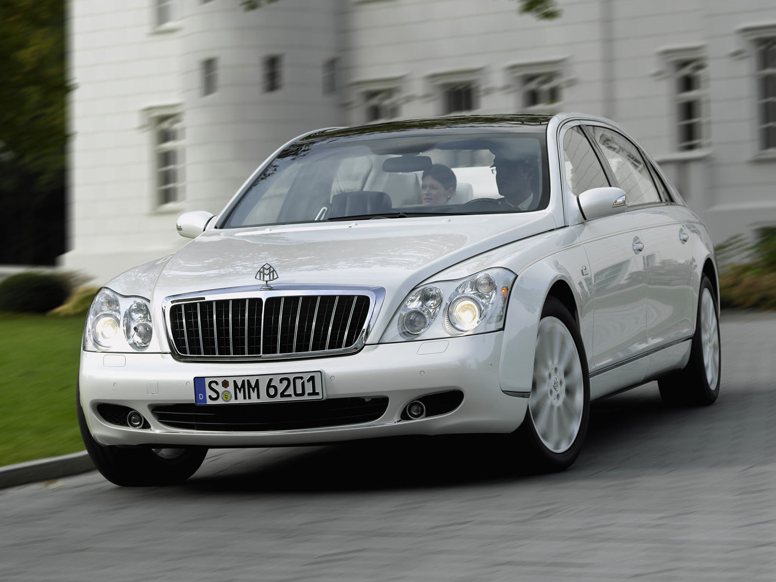 Maybach | Car Company Wiki | FANDOM powered by Wikia