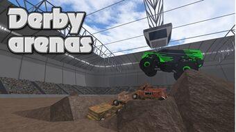 Mode 2 Roblox Derby Mode Gamemodes Car Crushers 2 Wiki Fandom