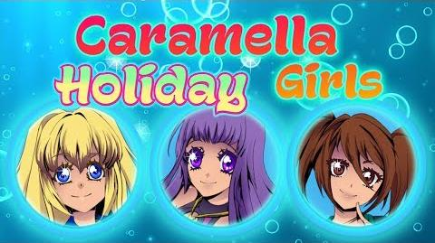 Caramella Girls - Holiday (Official)
