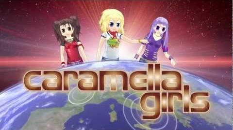 Caramella Girls - Boogie Bam Dance (Official Full Spanish Version)