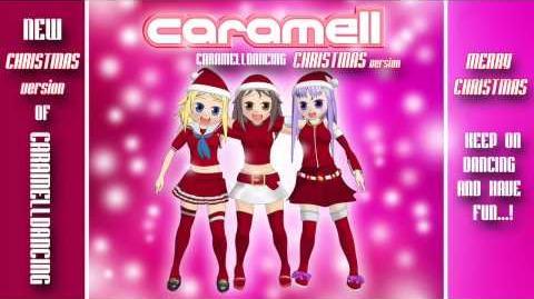 Caramell - Caramelldansen (Christmas Version)