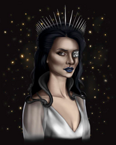 The Undead Queen by Gina Hilton