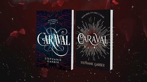 Caraval by Stephanie Garber Book Trailer (Fanmade)