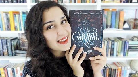 CARAVAL by Stephanie Garber Spoiler Free Review!