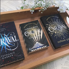 English Caraval Editions