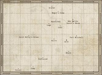 Caravaneer Map - Alkubra Region