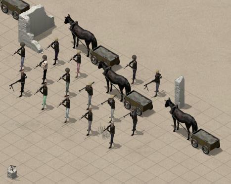 Caravaneer Units - Mad Dogs