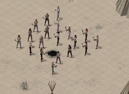 Caravaneer Units - Cannibals
