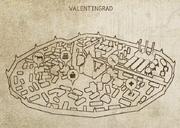 Caravaneer Towns - Valentingrad