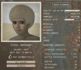 Caravaneer Recruiting - Mercenary