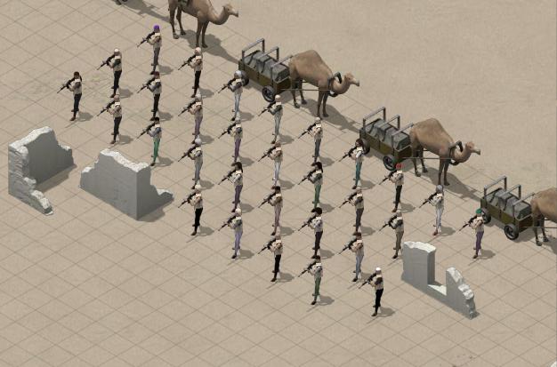 Caravaneer Units - Caravan