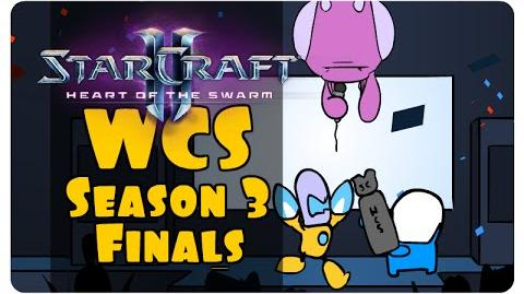 StarCraft WCS Season 3 Finals