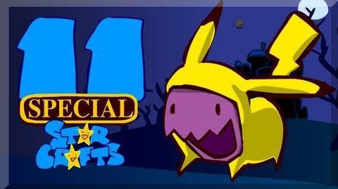 StarCrafts Episode 11 Halloween Special 2012
