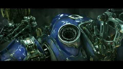 StarCraft 2 Wings of Liberty Intro Cinematic Full HD