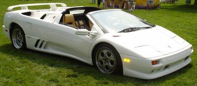 Lamborghini Diablo VT Roadster 95-98