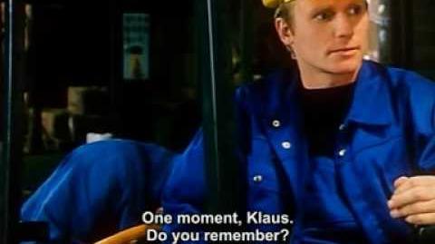 Forklift Driver Klaus English Subtitles