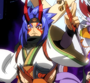 Gateway Stealth Rogue, Ataka (Anime-NX-NC)