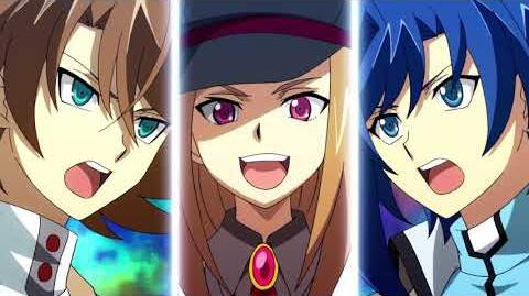 Sub TURN 18 Cardfight!! Vanguard G Z Official Animation - Dawn of the Decisive Battle