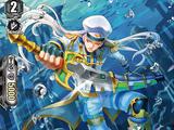 Marine General of Desperate Fight, Agias
