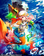 Battle Siren, Pantea (Full Art)