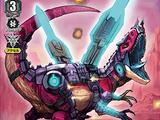 True Ancient Dragon, Bladeromeus