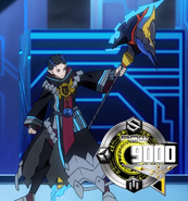 Dragwizard, Liafail (Anime-NX-NC-2)