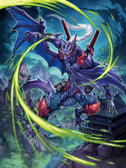 Shura Stealth Dragon, Jamyocongo (Full Art)