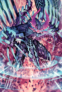 Blue Storm Supreme Dragon, Glory Maelstrom (Full Art)