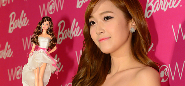 Image result for Jessica Jung looks like barbie