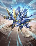 Extreme Battler, Sazanda (Full Art)