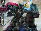 Knight of Authority, Demne
