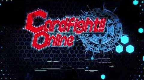 Cardfight!! Online Promotional Video