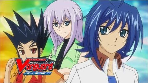 Episode 84 Cardfight!! Vanguard Official Animation