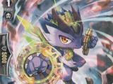Pulsar, Revolver Dracokid