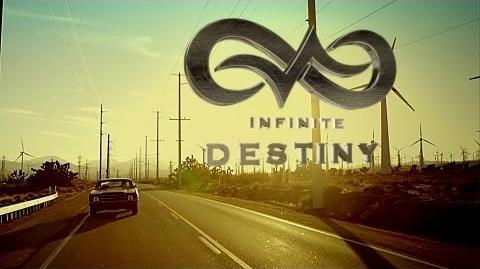 """INFINITE - Destiny M V (Ver.B)"""