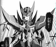 Blaster Dark (Manga-SS2)