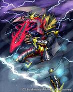 Fiendish Sword Eradicator, Cho-Ou (Full Art)