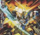Cosmic Hero, Grandkungfu
