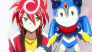 Chrono and Dran
