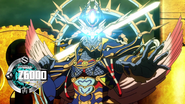 "Evil-eye Hades Emperor, Shiranui ""Mukuro"" (Anime-NX-NC-9)"