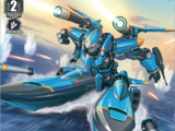 Dimensional Robo, Daiboat