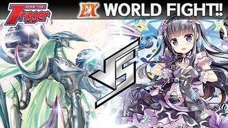 Vanguard EX Online Fight - Link Joker vs Melody - Cardfight!! Vanguard