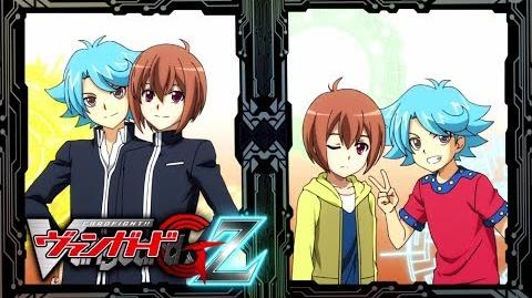 Sub TURN 4 Cardfight!! Vanguard G Z Official Animation - Zeroth Dragon
