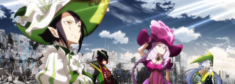 Musketeers (Anime-V-NC)